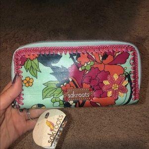 Brand New Sakroots Wallet